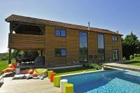 Villa in France, Monpazier: Picture 1 of Dordogne barn conversion