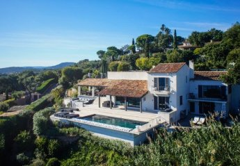 Villa in France, Beauvallon
