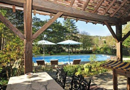 Villa in Saint-Sozy, the South of France