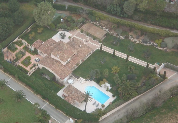 Villa in France, Gassin
