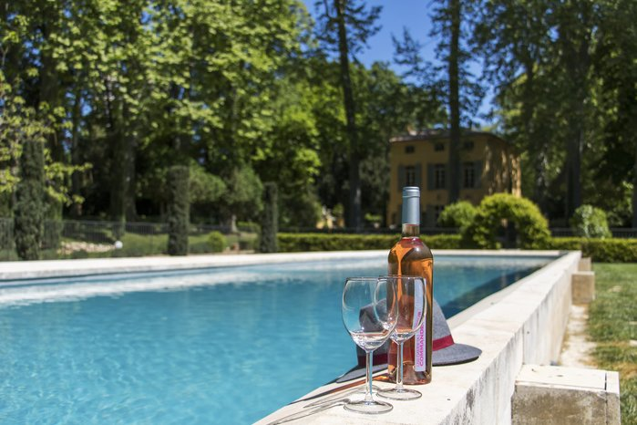 Villa in France, Aix en Provence