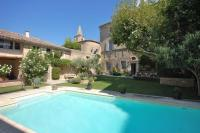 Villa in France, Cabrieres d'Avignon: Picture 1 of Provence villa walking distance to village