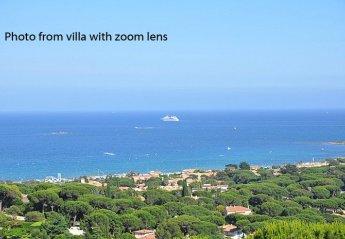Villa in France, Sainte Maxime