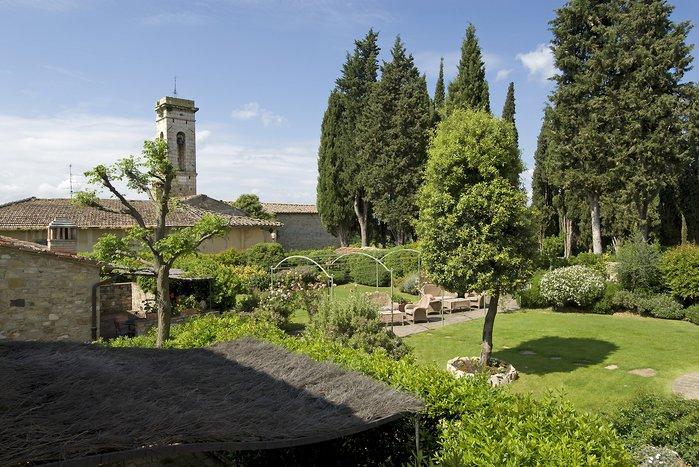 Villa in Italy, Barberino Val d'Elsa