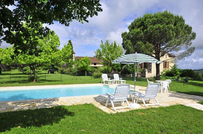 Villa in France, Lot
