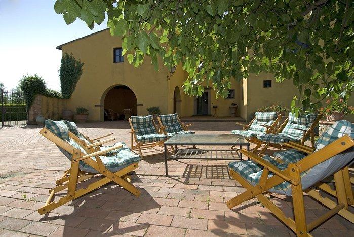 Villa in Italy, Impruneta