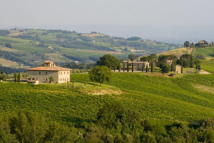 Villa in Italy, Orvieto