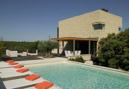 Villa in Venasque, the South of France
