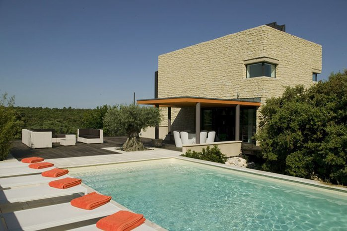 Villa in France, Venasque