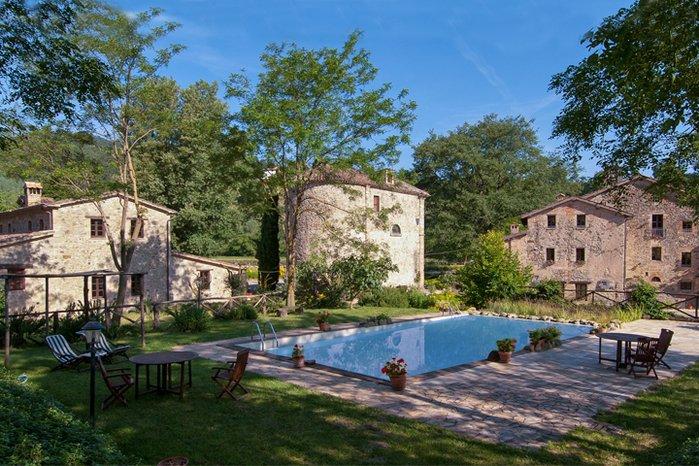 Villa in Italy, Perugia