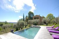 Villa in France, Callian: Picture 1 of French Riviera luxury villa rent