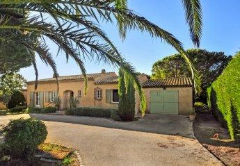 Villa in France, St Tropez