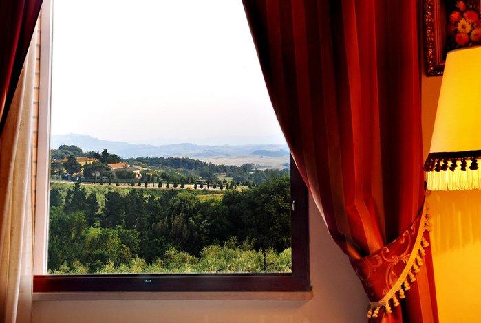 Villa in Italy, Montaione