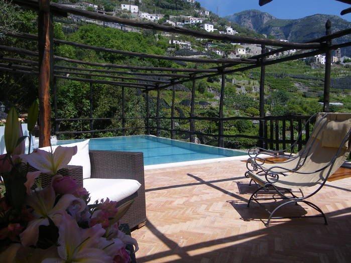 Villa in Italy, Amalfi