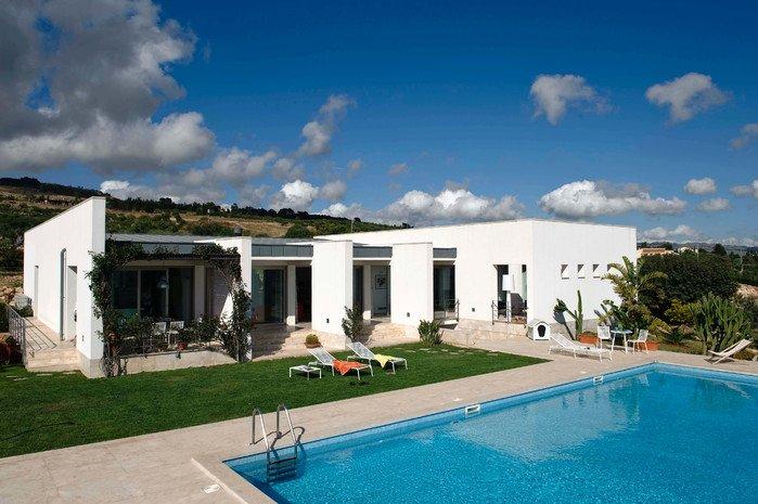 Villa in Italy, Erice