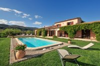 Villa in France, Plascassier