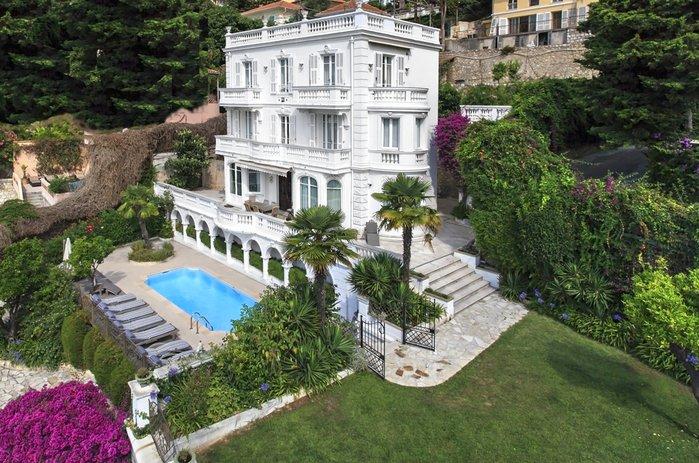 Villa in France, Villefranche-sur-mer