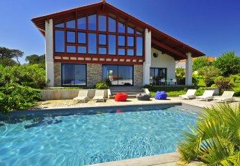 Villa in France, Biarritz