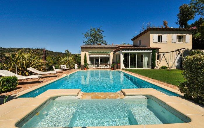 Villa in France, Biot