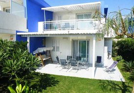 Holiday Homes Pomelia with garden, 6 p. - 100 mt. from the beach