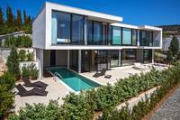Villa in Croatia, Trogir: Exterior view of the Luxury villa ''Golden Rays No 5''