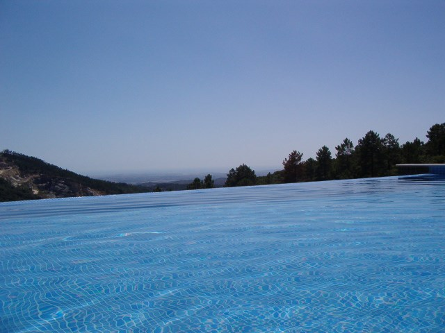 Villa in Portugal, Monchique: Infinity Pool