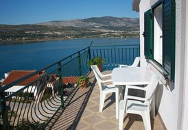 Holiday flat on Ciovo island