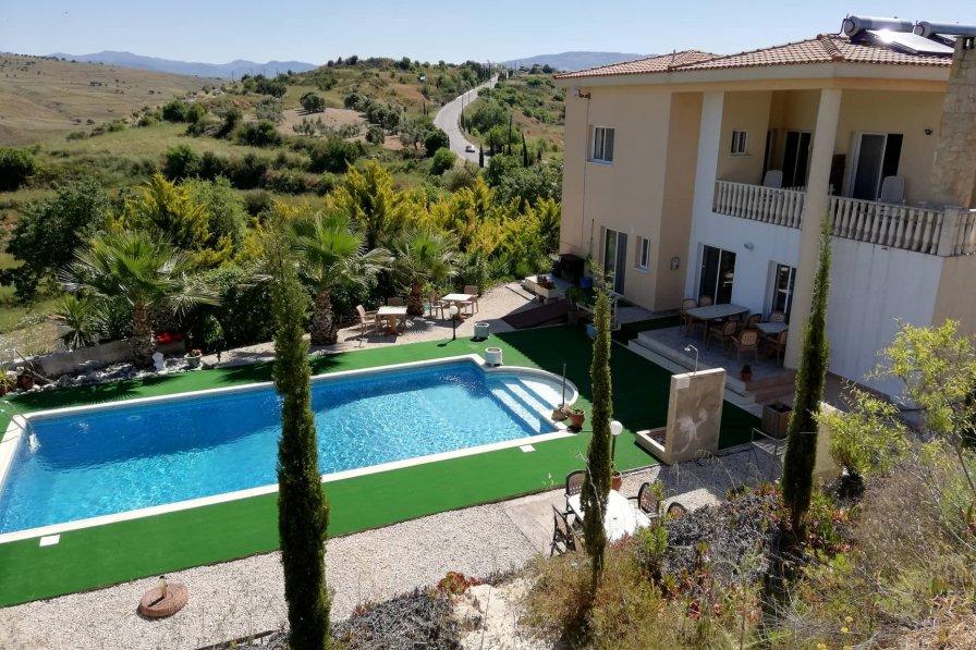 Villa in Cyprus, Polemi