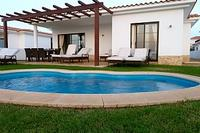 Villa in Cape Verde, Sal: Pool & Garden