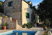 Villa in Croatia, Island of Brac: Villa Dol