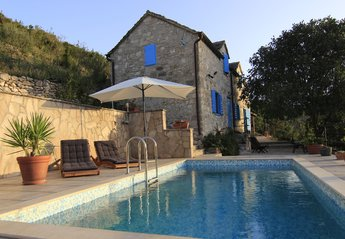 Villa in Croatia, Island of Brac