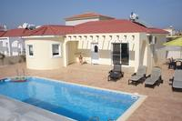 Villa in Cyprus, Ayia Thekla: Blueberries bungalow