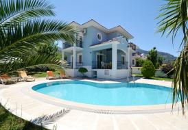 3 Bedroom Luxury Mavi Villa in Ovacik