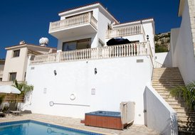 Villa Athena,Peyia,Panoramic views,Private pool,Free Internet,