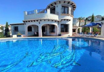 Villa in Spain, Monte-Pego