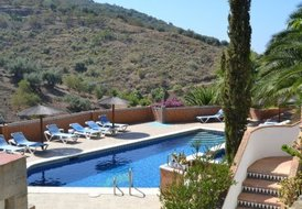 Country Apartment 1 bedroom with shared pool Costa del Sol
