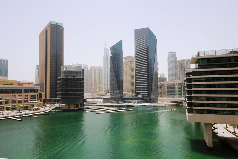 Apartment in United Arab Emirates, Dubai Marina