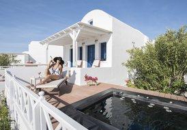 Villa in Oia, Santorini