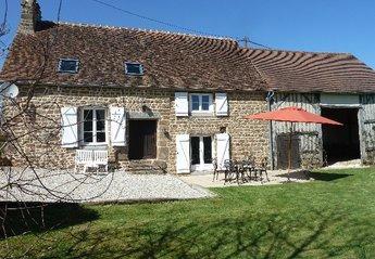Farm House in France, Saint-Bômer-les-Forges