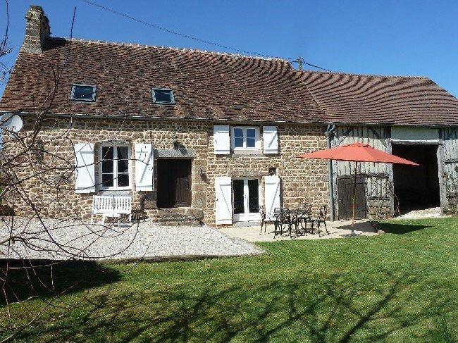 Cottage in France, Saint-Bômer-les-Forges