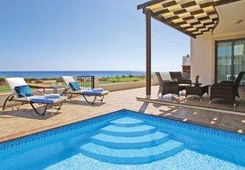 ATHVOT9, 4 BEDS, Seafront Villa, Ayia Thekla, Ayia Napa