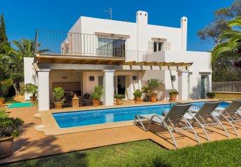 4 bedroom Villa for rent in Cala D'Or