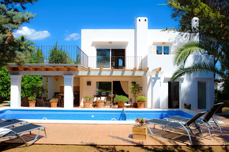 Villa in Spain, Cala d'or centre