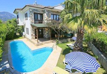 3 bedroom Villa for rent in Dalyan