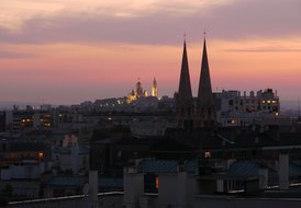 Flat with panoramic view Paris