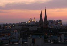 Flat with panoramic view Paris