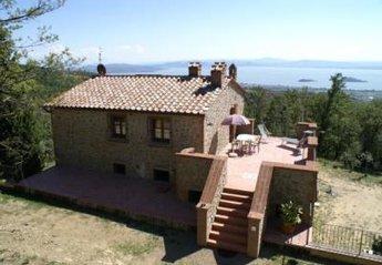 4 bedroom House for rent in Tuoro sul Trasimeno