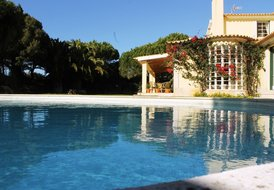 Villa Bougainville, spacious villa with southern flair, 8 persons