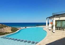 Villa Adam - Beach Front Golf Villa, Esentepe, North Cyprus