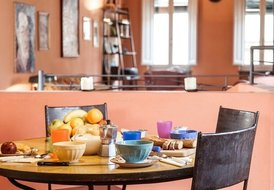 LA FRATTA - Apt, attic in Lucca for 2+2 people with AC and Wifi